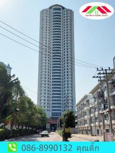 For SaleCondoWongwianyai, Charoennakor : Condo for sale Supalai River Resort Charoennakorn size 53.26 sqm. 7th floor, river view, contact 086-8990132