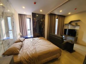 เช่าคอนโดสุขุมวิท อโศก ทองหล่อ : เช่าถูกมาก Asthon Asoke 1 ห้องนอน ขนาด 34 ตร.ม ราคา 19,000 บาท/เดือน
