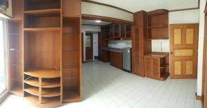 For RentCondoRathburana, Suksawat : Baan Suan Thon Condo 7500 / month, built-in, ready to move in.