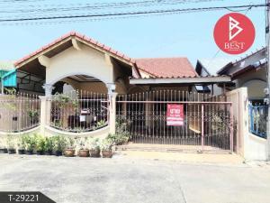 For SaleTownhouseHua Hin, Prachuap Khiri Khan, Pran Buri : Townhouse for sale Dusit Land & House 8 Village