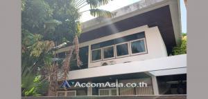 For RentHouseSukhumvit, Asoke, Thonglor : Home Office, Private Pool | House 4 Bedroom For Rent BTS Thong Lo in Sukhumvit Bangkok (AA29534)