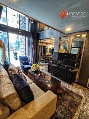 ขายคอนโดสุขุมวิท อโศก ทองหล่อ : 🛏3 ห้องนอน Duplex Pool Access พิเศษ 26.45 ล้าน* (ราคาปกติ 35 ล.*) ห้องสุดท้าย!!!