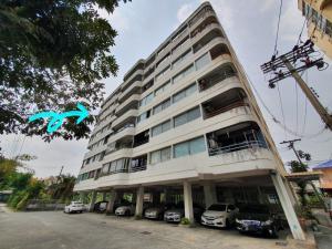 For SaleCondoRattanathibet, Sanambinna : Sale Rattanathibet Mansion (Boonto) Condo 80 sq m, large room, ready to move in, 2 bedrooms, 1 bathroom, 7th floor (corner room), Soi Rattanathibet 17, Bang Kraso Subdistrict, Mueang Nonthaburi District