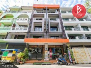 ขายตึกแถว อาคารพาณิชย์พัทยา บางแสน ชลบุรี : ขายด่วนอาคารพาณิชย์ 2 คูหา บางละมุง ชลบุรี (เกสท์เฮ้าส์)