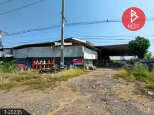 For SaleLandMaha Sarakham : Sale of land and buildings. Beautiful land next to Tha Song Khon Road, Maha Sarakham