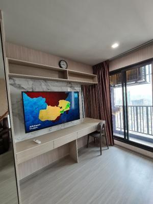 For RentCondoLadprao, Central Ladprao : For Rent, 'Life Ladprao' Condo, **** Next to BTS 'Ha Yaek Lat Phrao' + MRT Interchange, 'Phaholyothin', Opposite Central Ladprao**** (68123)