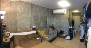 For SaleCondoOnnut, Udomsuk : Studio room for sale, 7th floor, Elio Sukhumvit 64 condo, price 1.35 million (S1920)
