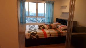 For RentCondoBang Sue, Wong Sawang : 🔥🔥🔥 Special price 6,000 baht Condo for rent Lumpini Ville Prachachuen - Phongphet 2 (LPN VILLE PRACHACHUEN - PHONGPHET 2) size 27 sqm., 20th floor, building A, corner room, city view, near The Mall Ngamwongwan