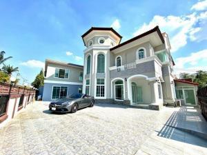 ขายบ้านแจ้งวัฒนะ เมืองทอง : HR654-1ขายบ้านเดี่ยว เนื้อที่ 120 ตรว.หมู่บ้านสรานนท์-ปากเกร็ด ติวานนท์ รีโนเวทใหม่