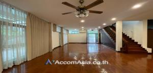 For RentHouseSukhumvit, Asoke, Thonglor : Home Office | House 3+1 Bedroom For Rent BTS Nana in Sukhumvit Bangkok ( AA12557 ).