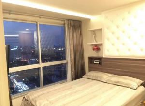 For RentCondoPattanakan, Srinakarin : For rent, U-delight Residence Pattanakarn - Thonglor, 24th floor, newly decorated room, elegant, the price is wow!