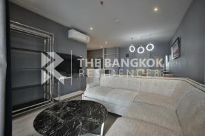 For RentCondoSukhumvit, Asoke, Thonglor : Luxury Condo!! 3B3B Condo for Rent Near BTS Ekkamai - RHYTHM Ekkamai @ 100,000 Baht/month