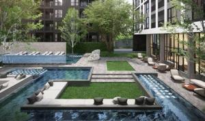 For RentCondoLadprao, Central Ladprao : For rent Atmoz Condo Ladprao 15, very beautiful condo, central location, good !!