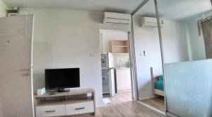 For RentCondoRathburana, Suksawat : For rent, Ezzy Condo Suksawat, next to Big C Bangpakok, Bangpakok Hospital, price 7,500 baht