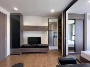 For RentCondoOnnut, Udomsuk : Rent The Line Sukhumvit 71, 11th floor, beautiful room, good price, fully furnished, near BTS Phra Khanong