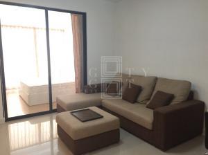 เช่าคอนโดพระราม 3 สาธุประดิษฐ์ : For Rent Supalai Casa Riva (44 sqm.)