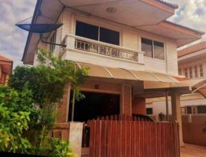 ขายบ้านราษฎร์บูรณะ สุขสวัสดิ์ : ขาย บ้านเดี่ยว หมู่บ้านวิเศษสุขนคร ขนาด 30 ตรว. พื้นที่ 120 ตรม. .