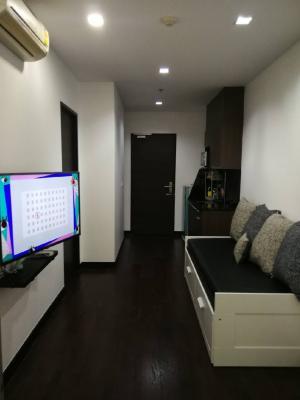 For RentCondoRatchathewi,Phayathai : Condo for rent, IDEO Q, Phayathai, Fully Furnish, beautiful room, new decoration, fully furnished (Owner Post)