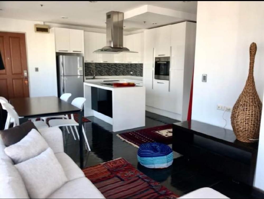 เช่าคอนโดราชเทวี พญาไท : Great Decor++ Good Location++ Spacious Room ++ High Floor ++ Available for Rent @ 28000 🏢