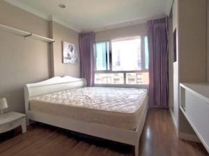 เช่าคอนโดพระราม 9 เพชรบุรีตัดใหม่ : ห้องว่างให้เช่า คอนโดมิเนี่ยม ลุมพินี เพลส พระราม 9 - รัชดา ค่าเช่า 11,000 บาท/เดือน •  อาคาร D ชั้น 9 ขนาด 34 ตร.ม.
