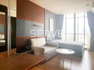 For RentCondoSukhumvit, Asoke, Thonglor : PARK 24 - Hot Deal Studio River view // Shuttle bus to BTS Phrom Phong For Rent