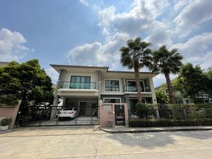 ขายบ้านพัฒนาการ ศรีนครินทร์ : ขายบ้านเดี่ยว The Palm พัฒนาการ38 ตกแต่งสวย 4 ห้องนอน พร้อมเข้าอยู่