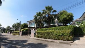 ขายบ้านพัฒนาการ ศรีนครินทร์ : ขายบ้าน The Palm พัฒนาการ38 พื้นที่ 99 ตร.ว 4 ห้องนอน ตกแต่งสวย