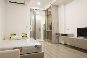 For RentCondoKasetsart, Ratchayothin : Condo for rent, Miti Chiva, fully furnished + appliances, Miti Chiva Kaset Station