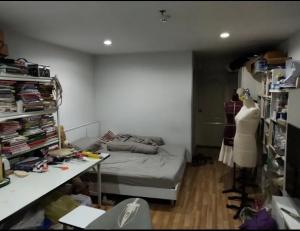 For SaleCondoLadprao, Central Ladprao : Cheap sale: Condo Regent Home 12 Ladprao 41 Studio room 33 sq m. 4th floor (S1923)