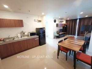For RentCondoSiam Paragon ,Chulalongkorn,Samyan : (RENT) Condo WISH @ Samyan (Cornor RM)  at 7th.FL   fully furnished & ready to move-in._09 5547 4766