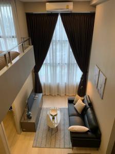 เช่าคอนโดสาทร นราธิวาส : for rent Knightsbridge prime sathorn 44sqm Duplex