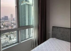 เช่าคอนโดอ่อนนุช อุดมสุข : เช่าThe base สุขุมวิท77 อาคารA ชั้น 28 ขนาด 31 ราคา 9,000 บาท วิวเมือง