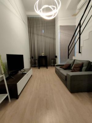 For SaleCondoRama9, RCA, Petchaburi : Condo for sale ideo new rama9 duplex 3.6 million.