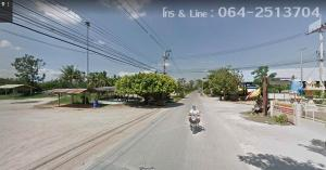 For SaleLandCha-am Phetchaburi : Land for sale, 70 sq m., width 14x20 meters, reclamation, Ban Na Yang Health Station, Phetchaburi Province