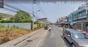 For SaleLandCha-am Phetchaburi : Land for sale 1-2-0 rai, then reclamation, width 28x85 meters, next to 2 roads, Rat Phli Road and Nitithorn 2 Road, Phetchaburi Province.