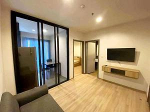 เช่าคอนโดพระราม 9 เพชรบุรีตัดใหม่ : 🔥 ห้องกว้าง แต่งสวย ทำเลดี ราคาถูก!!! ให้เช่าคอนโด The Base Garden พระราม 9  ใกล้ Airport Link รามคำแหง