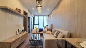 เช่าคอนโดอารีย์ อนุสาวรีย์ : ให้เช่าคอนโดใหม่ ไอดีโอ คิว วิคตอรี่ สตูดิโอ ชั้นสูง | IDEO Q Victory For Rent, Studio type, High floor, Newly room