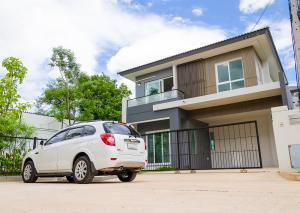ขายบ้านขอนแก่น : ขายบ้านเดี่ยว สีวลี ศรีจันทร์ ขอนแก่น บ้านใหม่ ยังไม่เคยเข้าอยู่