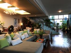 For SaleCondoNana, North Nana,Sukhumvit13, Soi Nana : M3299-Condo for sale Lake Green Sukhumvit 8, near BTS Nana, fully furnished, ready to move in ++
