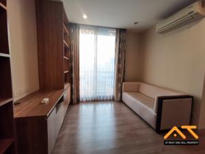 For RentCondoRatchathewi,Phayathai : For Rent  - The Capital Ratchaprarop - Vibha 2Bedrooms 58Sq. Corner room , Fully furnished