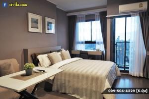 For RentCondoOnnut, Udomsuk : For rent, built-in condo, very beautiful, Ideo Sukhumvit 93, 26 sq m.