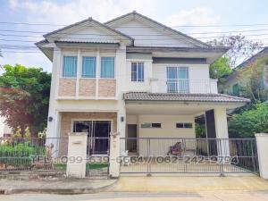 For SaleHouseRama5, Ratchapruek, Bangkruai : House for SALE, Manthana, Chaengwattana - Ratchapruek, Zone A