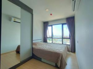 For RentCondoVipawadee, Don Mueang, Lak Si : Condo for rent, Knightsbridge Sky City, New Bridge, @BTS Sai Yud 🚆 Good location, big room, closed kitchen with complete appliances, great value, 28 sq.m., only 8,000 / month