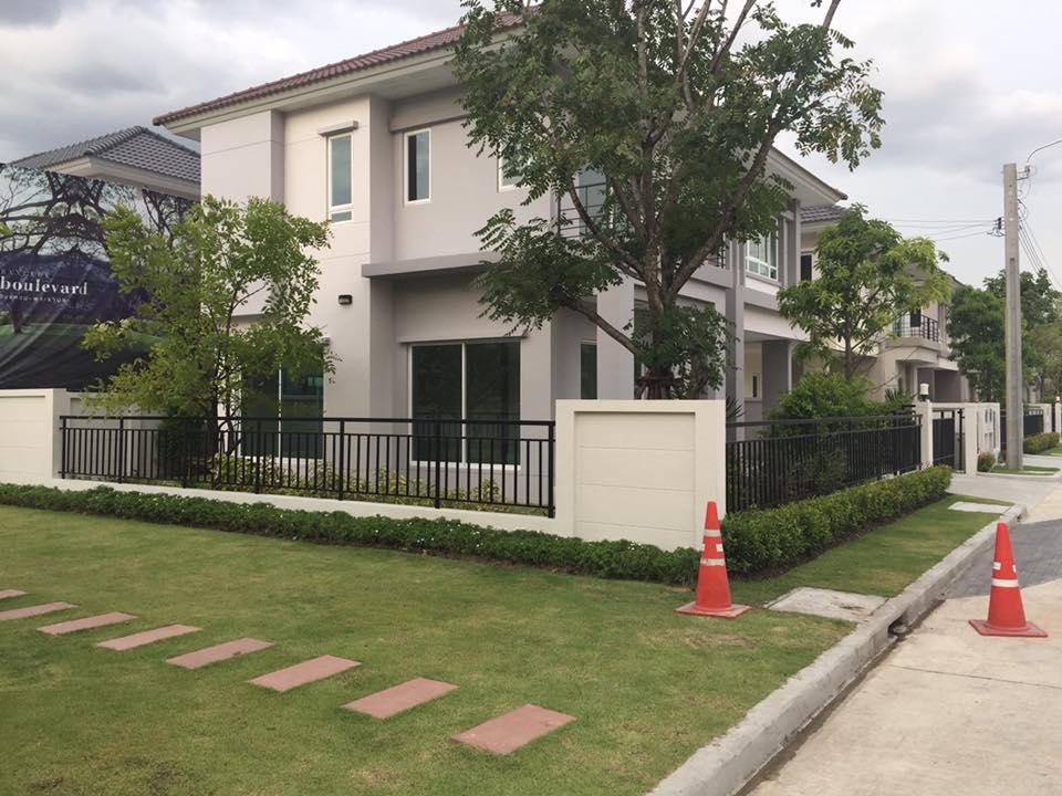 For SaleHouseSilom, Saladaeng, Bangrak : New home for sale, never to live in Life BANGKOK BLV, Ring Road Rama 9 KH64207