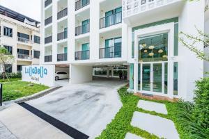 ขายขายเซ้งกิจการ (โรงแรม หอพัก อพาร์ตเมนต์)ภูเก็ต ป่าตอง : ขายโรงแรม Lullabella Hotel ห่างจากป่าตอง ฺBeach เพียง 1.25 กิโลเมตร