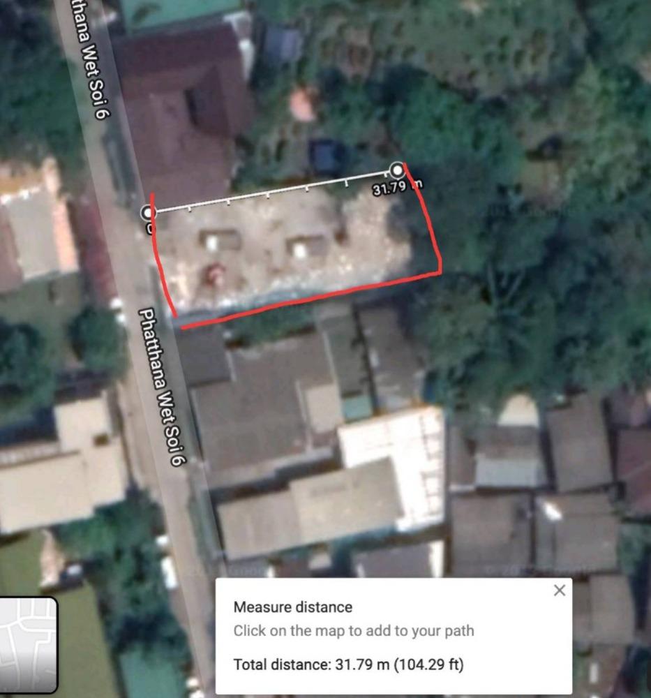 For SaleLandOnnut, Udomsuk : For Sale : Land in Sukhumvit 71, Pridi Banomyong 26 (Pattanawet 6)