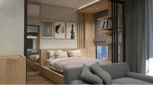 For SaleCondoLadprao 48, Chokchai 4, Ladprao 71 : Condo for sale Condo Living nest Ladprao 44