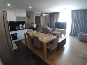 For RentCondoSilom, Saladaeng, Bangrak : 2886-A😊 For RENT 2 bedrooms for rent 🚄 Near BTS Chong Nonsi 🏢 Class Silom Klass Silom🔔 Area: 65.00 sq.m. 💲 Rent: 40,000 ฿ 📞O86-454O477, O99-5919653✅LineID: @sureresidence