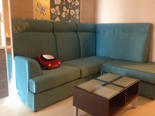 For RentCondoSiam Paragon ,Chulalongkorn,Samyan : 2887-A😊 For RENT 1 bedroom for rent 🚄 near BTS Saladaeng 🏢 Chamchuri Square Residence Chamchri Square Residence🔔 Area: 43.00 sq.m. 💲 Rent: 30,000 ฿ 📞O86-454O477, O99- 5919653✅LineID: @sureresidence