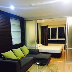 ขายคอนโดพระราม 8 สามเสน ราชวัตร : ขายคอนโด Lumpini Place Rama8 ชั้น 9  ห้องพร้อมอยู่ ราคา 2.15 ล้าน (S1932)